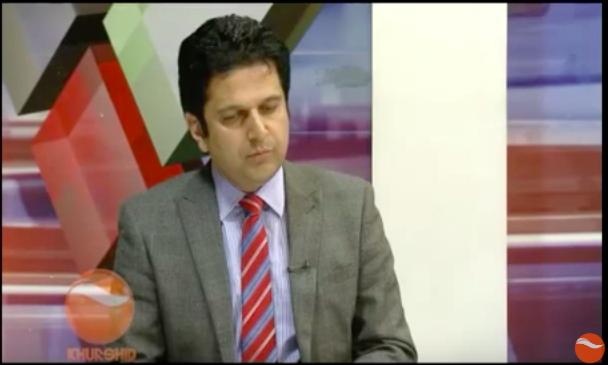مصاحبه با برنامه ارگ ۹۳ تلویزیون خورشید: اعلان قسمی نتایج انتخابات ریاست جمهوری
