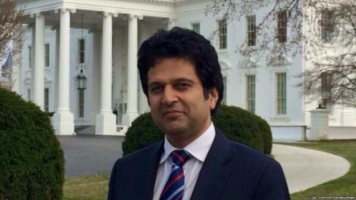 مصاحبه مجیب الرحمن رحیمی با صدای امریکا در جریان سفر به واشنگتن