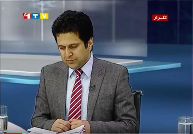 مصاحبه با برنامه همگام با انتخابات تلویزیون یک: اعلان نتایج دور اول انتخابات ریاست جمهوری