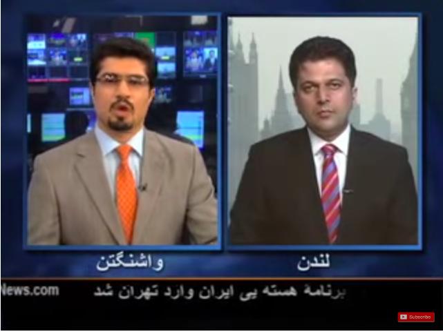 مصاحبه با صدای امریکا: بحث خروج نیروهای بینالمللی از افغانستان