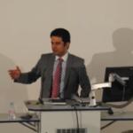 سخنرانی در باره نظامهای سیاسی و نظام افغانستان در دانشگاه کینگستن-لندن